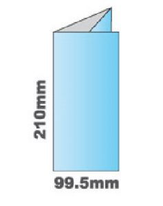99.5mm x 210mm